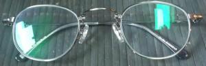 Wire round rayban frames