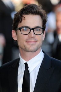 Matt Bomer Thick Rimmed Glasses