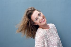 Clear Eyeglasses frames