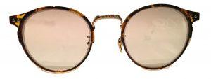 Round Tortoise Glasses
