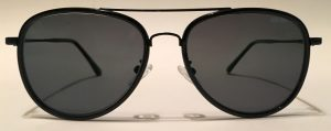 Tom C Black Aviators
